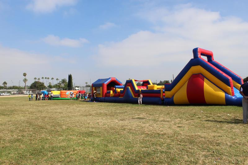 Los Nietos MS Celebrates the end of Summer School with Field Day Featured Photo