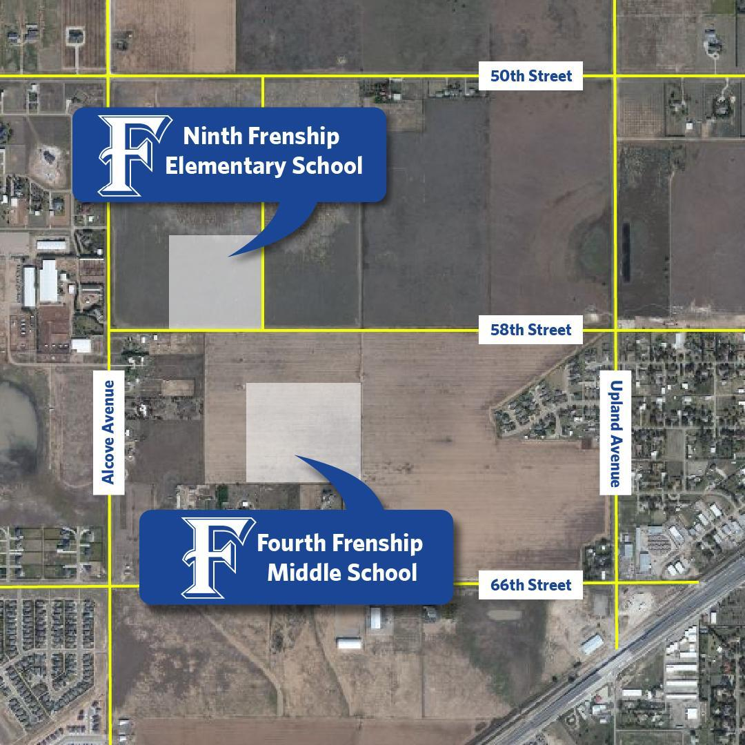 location of fourth middle school