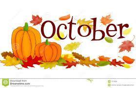 October Parent Calendar Featured Photo