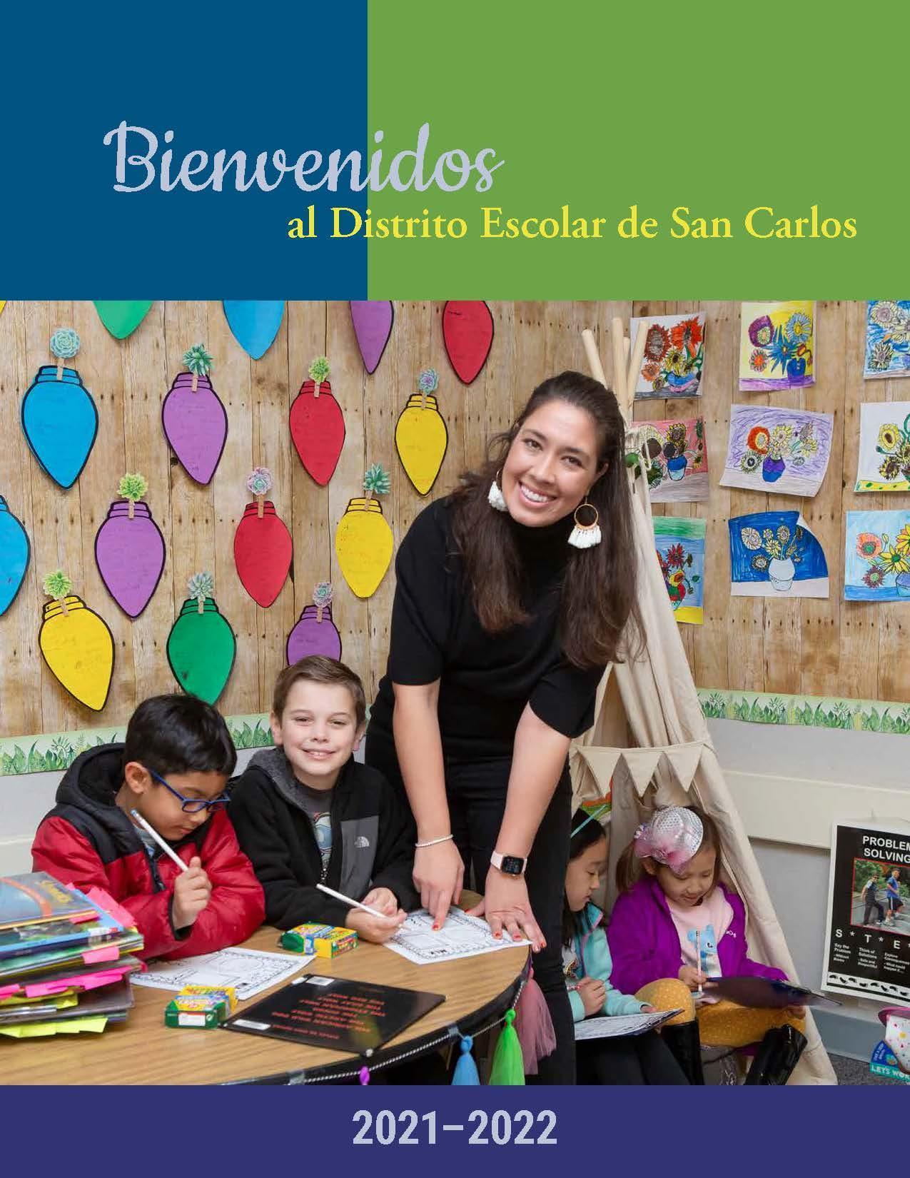 Welcome Handbook in Spanish