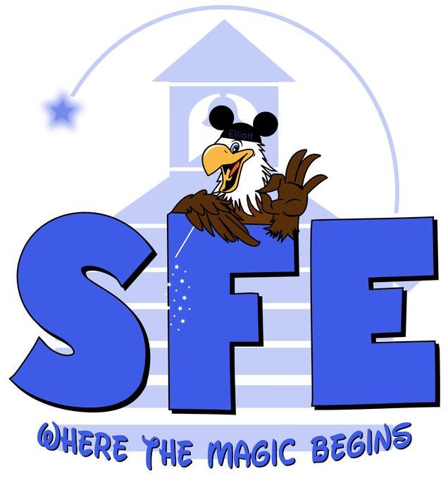 Sanford-Fritch Elementary Logo 2018-2019