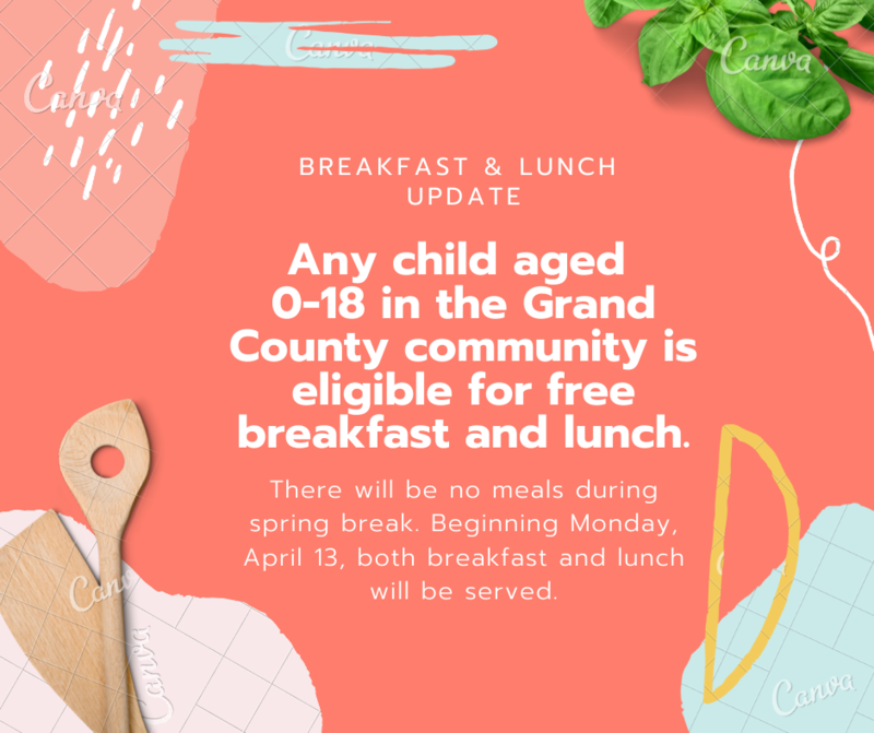 Free Breakfast and Lunch for All Featured Photo