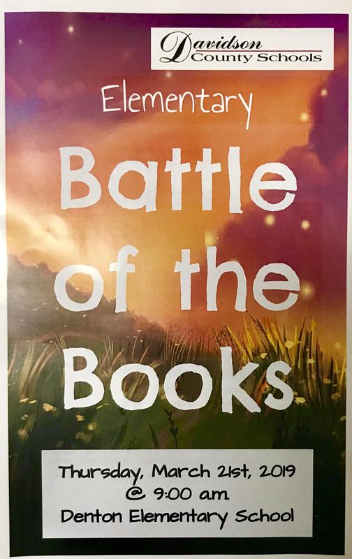 2019 Battle of the Books