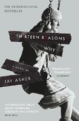 Cover for the book Thirteen Reasons Why