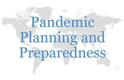 Milltown Public Schools Pandemic Information Image
