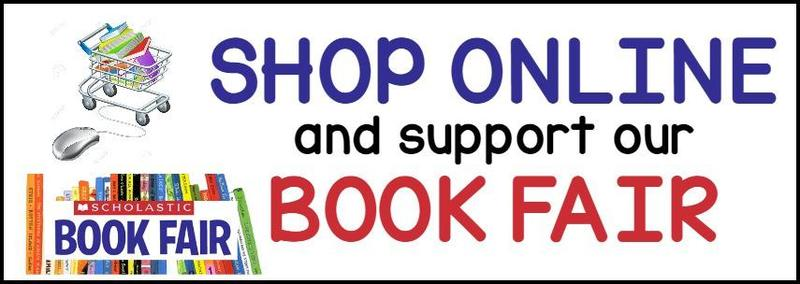 Shop online and support our book fair