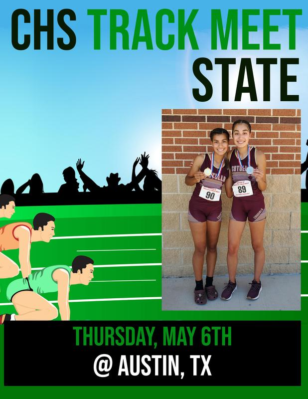 state track meet may 6th