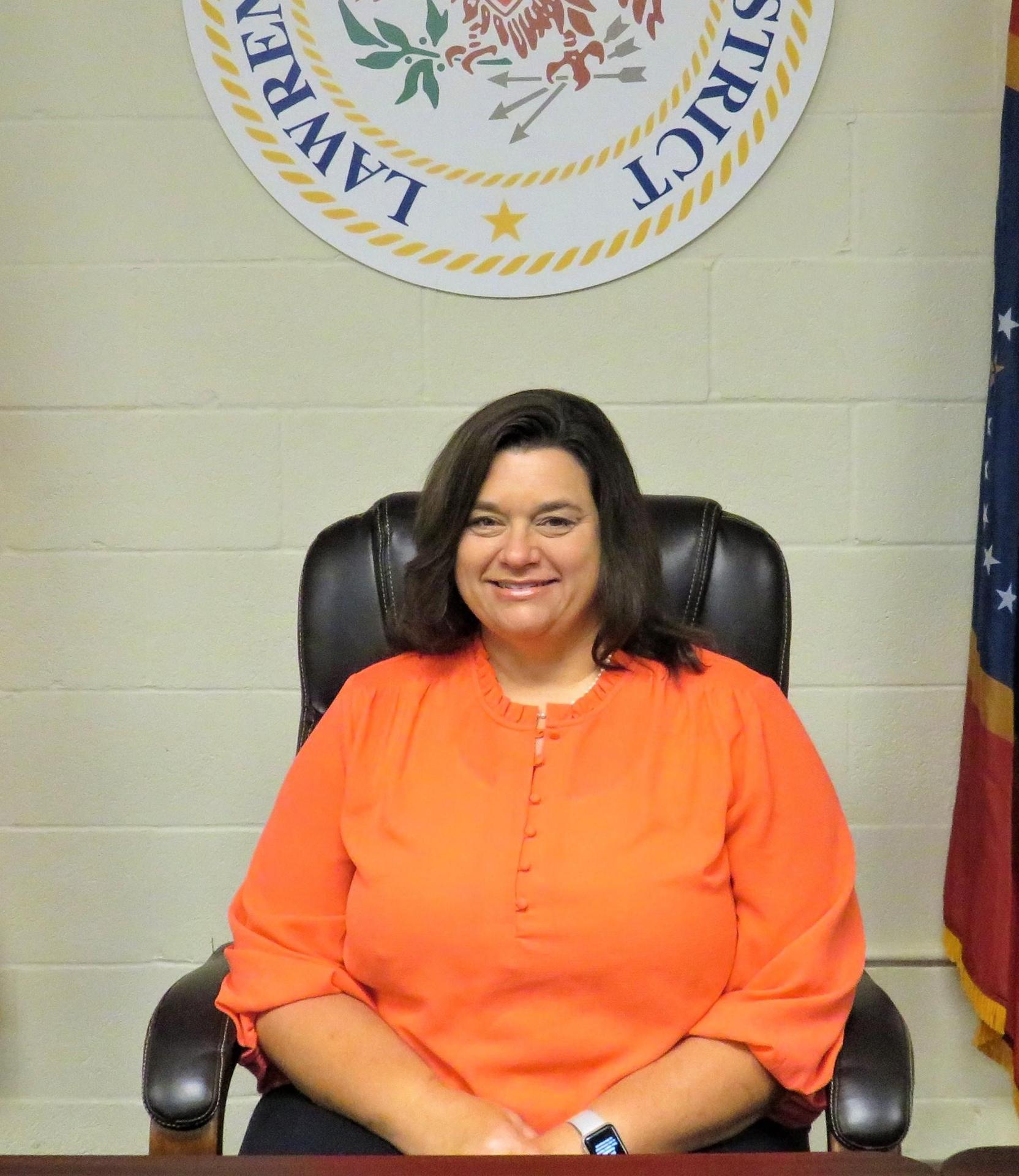 Christy Alexander, Federal Programs Director