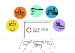 Canvas Learning Platform Picture
