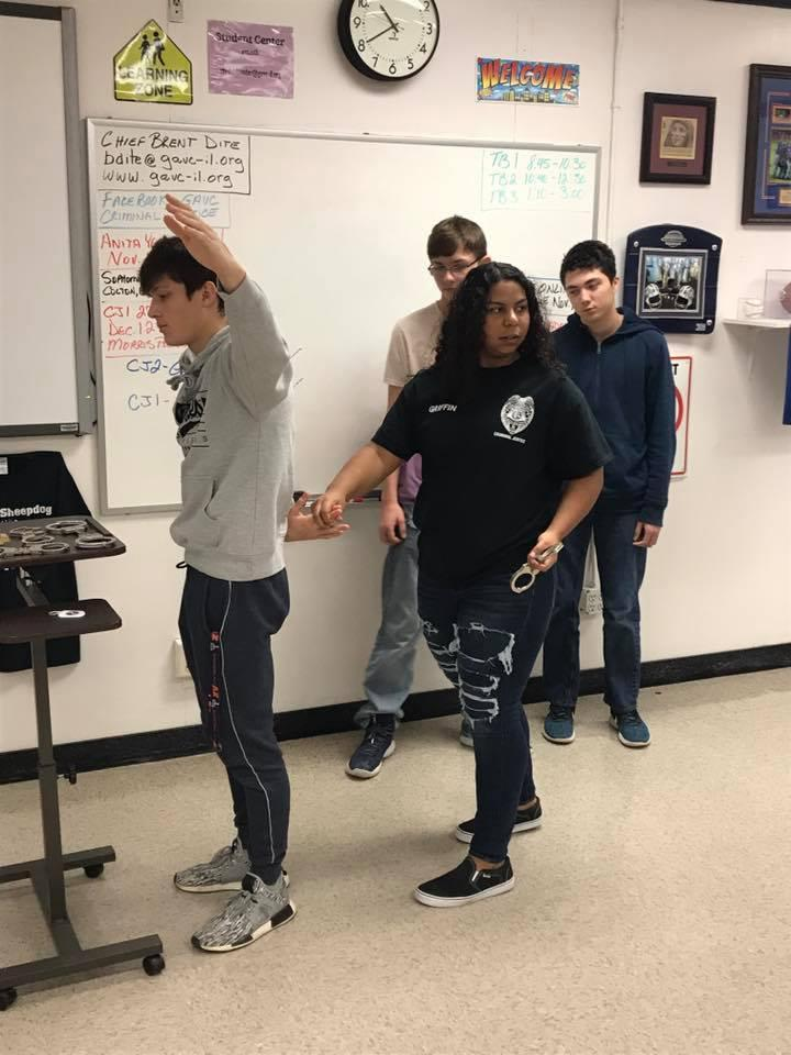 Handcuffing/Arrest Techniques
