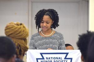 Carleigh Sproulls, Natchez High School