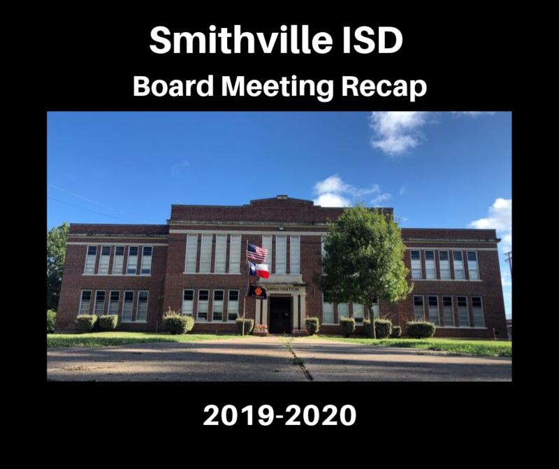 School Board Recap February Meeting