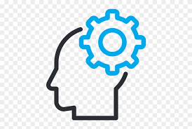 Head and gear clipart