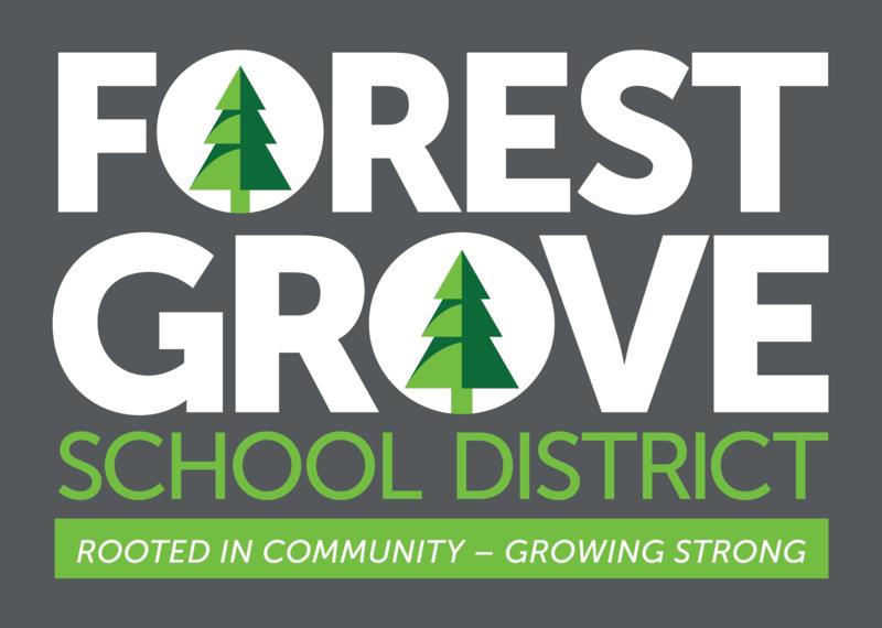 FGSD logo on gray background