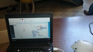 Coding at AMS2