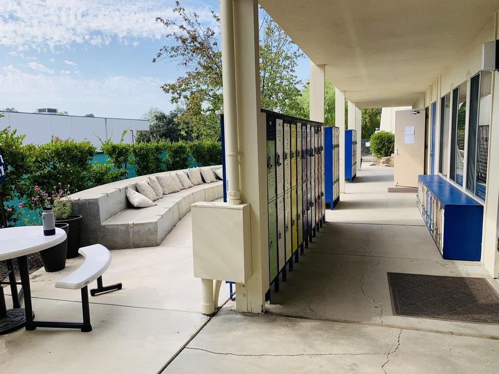 4th-6th grade outdoor classroom