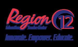 ESC Region 12 Logo tagline - PNG - red and blue.png