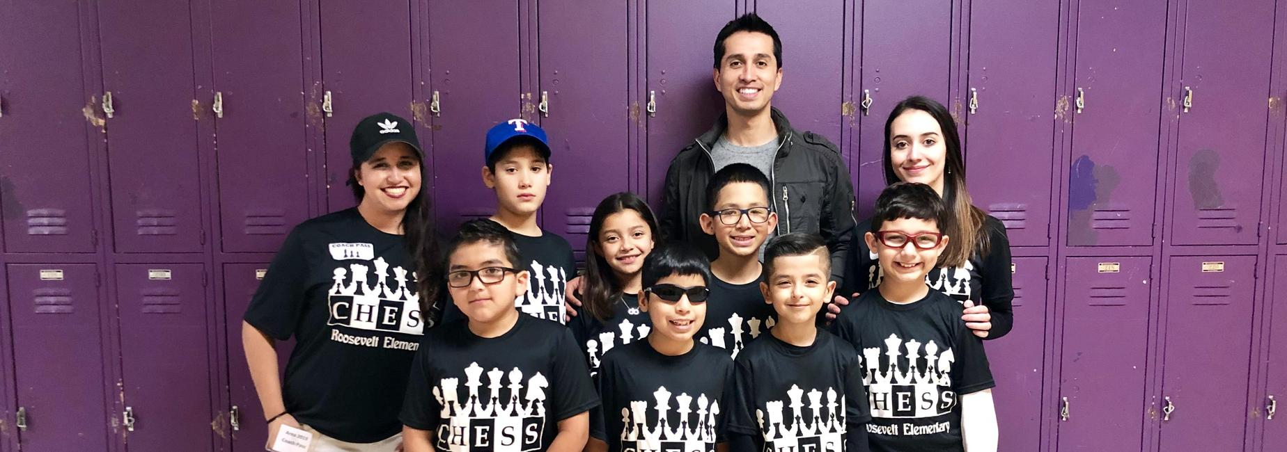 Roosevelt Chess Team