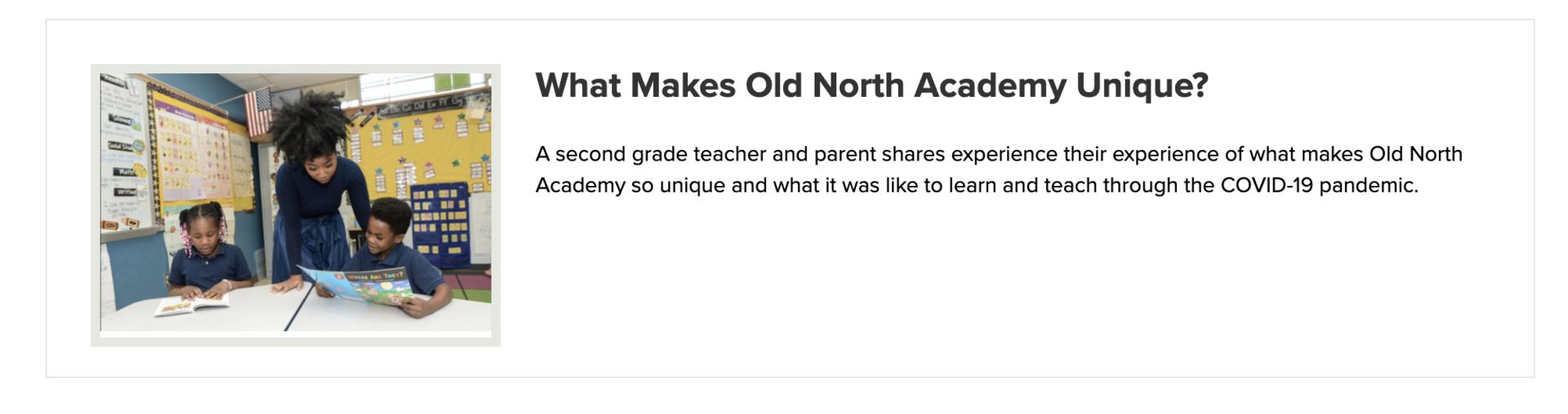 old north academy confluence academies