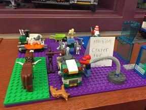 Student Lego Design