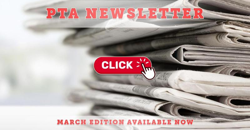 PTA Newsletter: March 2021 Edition Available Now!