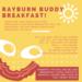 buddy breakfast