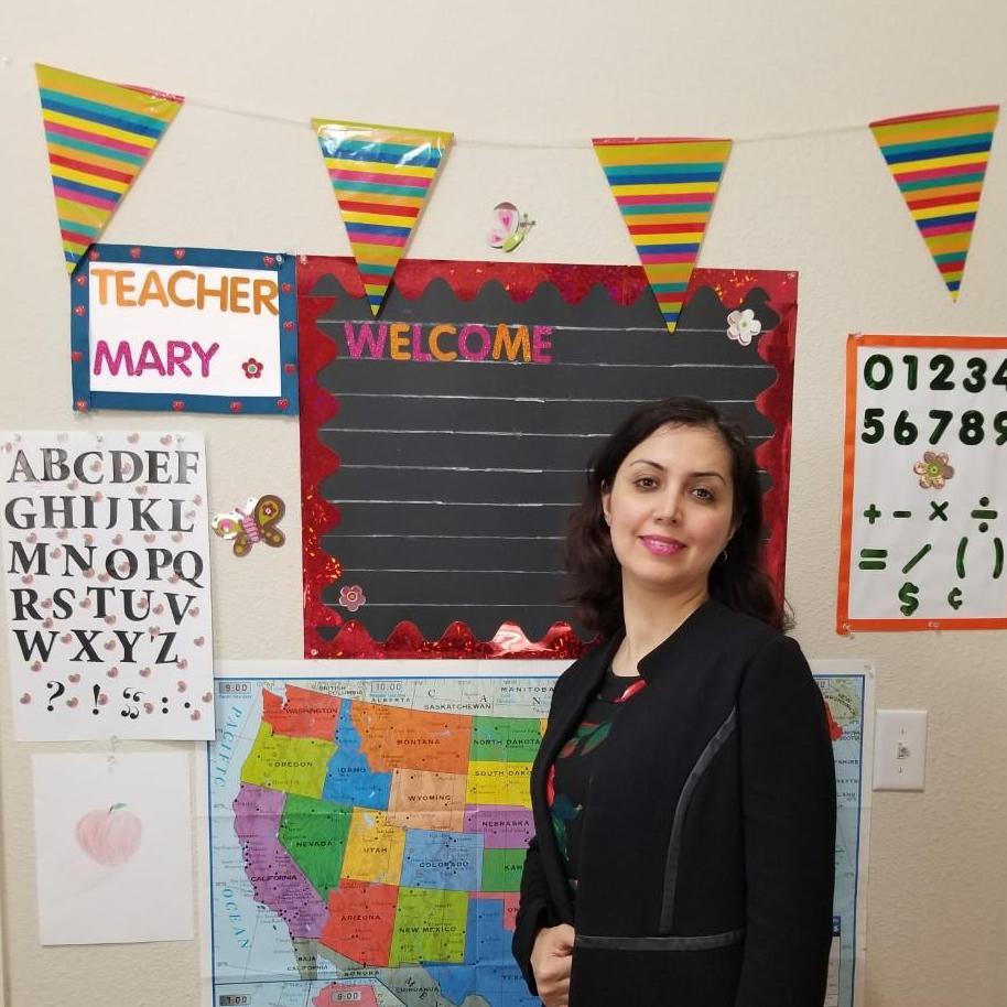 Mary Hashemi's Profile Photo