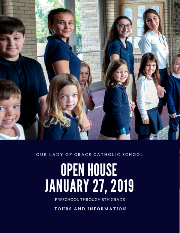 Open House - January 27, 2019 Thumbnail Image