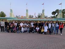 Epiphany Students at Downtown Disney