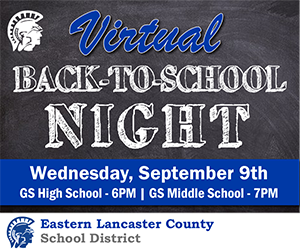Back to School Night Banner Image