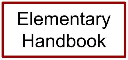 Elementary School Handbook
