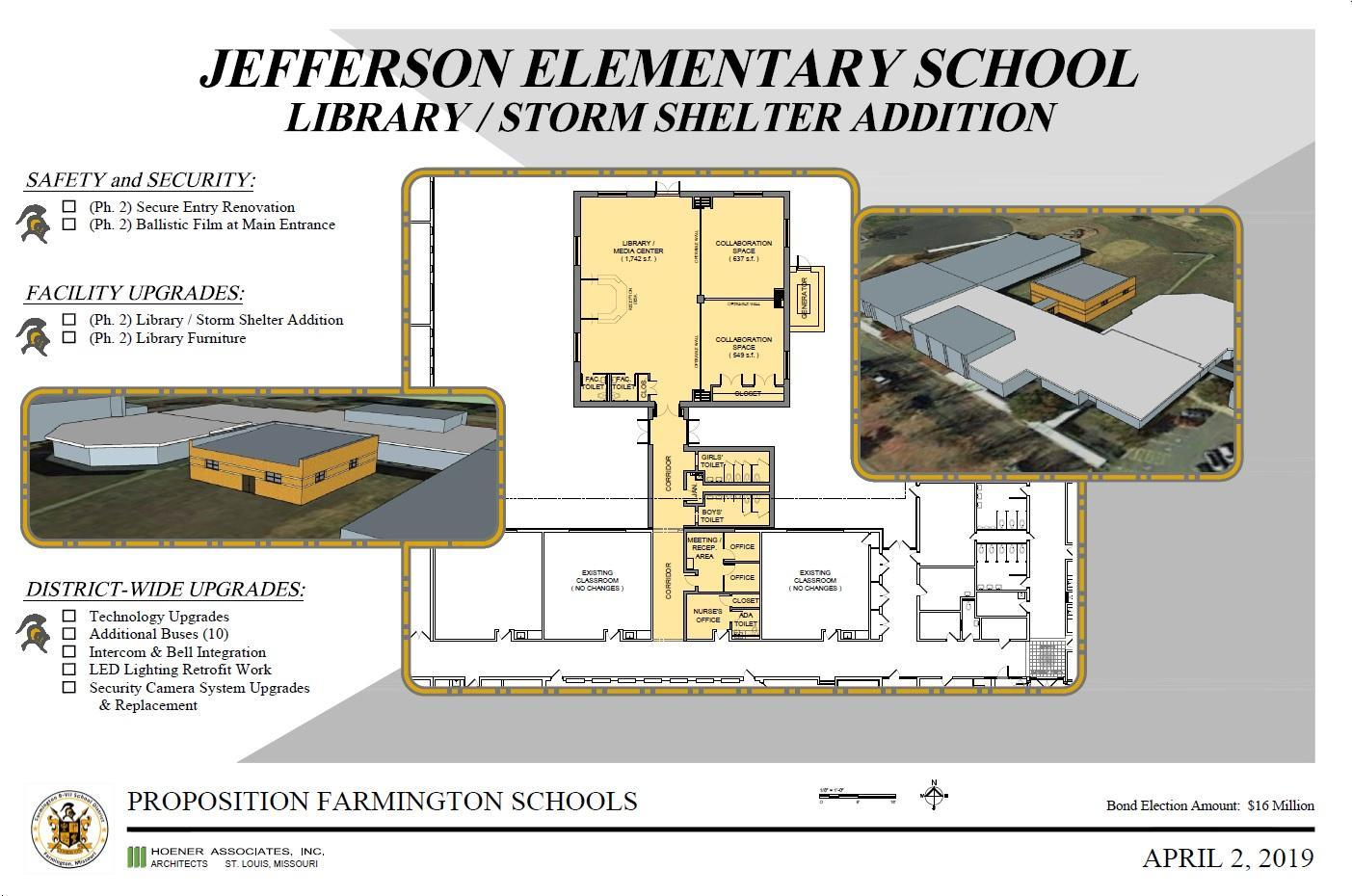 Jefferson Library Addition