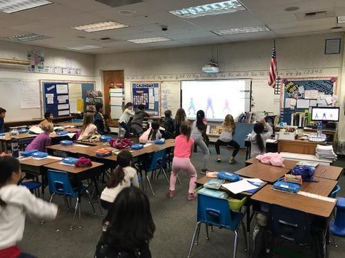 3rd grade squats for recess