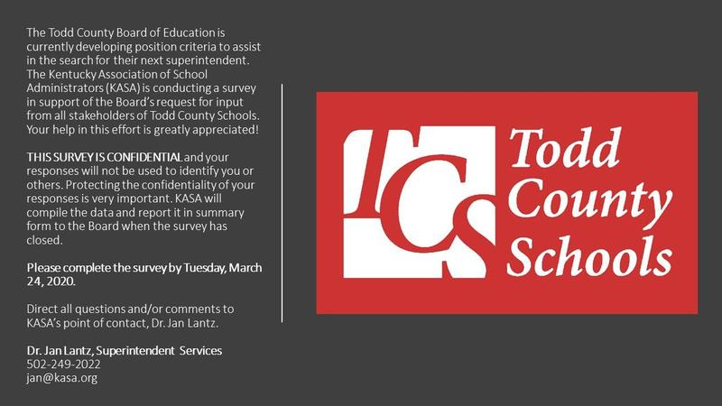 Stakeholder Survey for TCSD Superintendent's Search Featured Photo