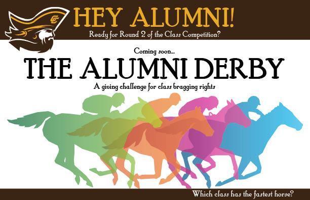 Alumni Derby
