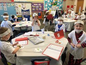 Vowel Doctors in Mrs. Haab's Class