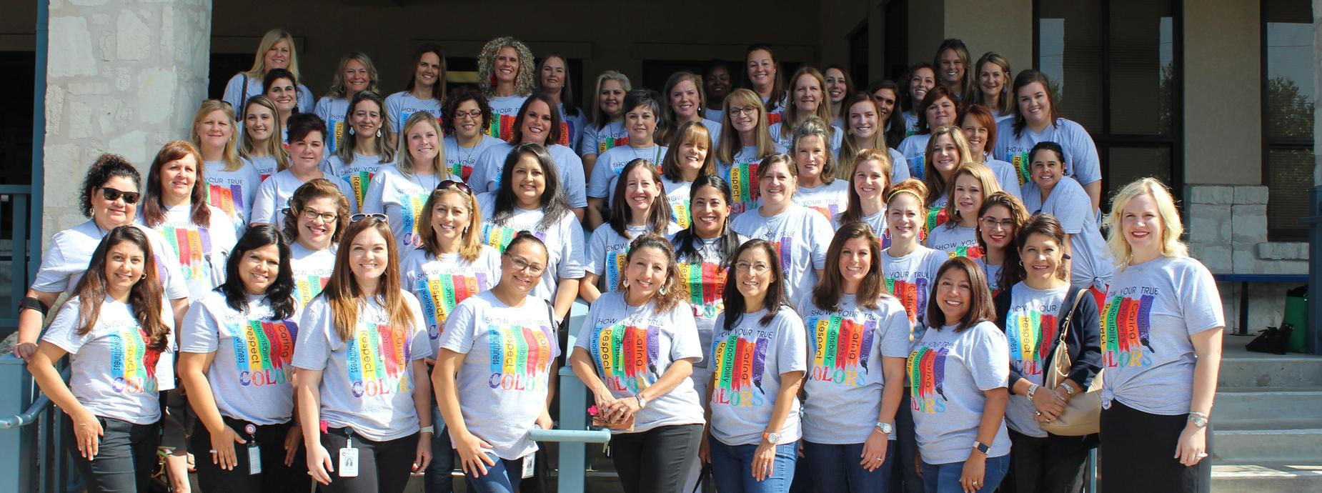 BBES 2018-2019 Staff Picture