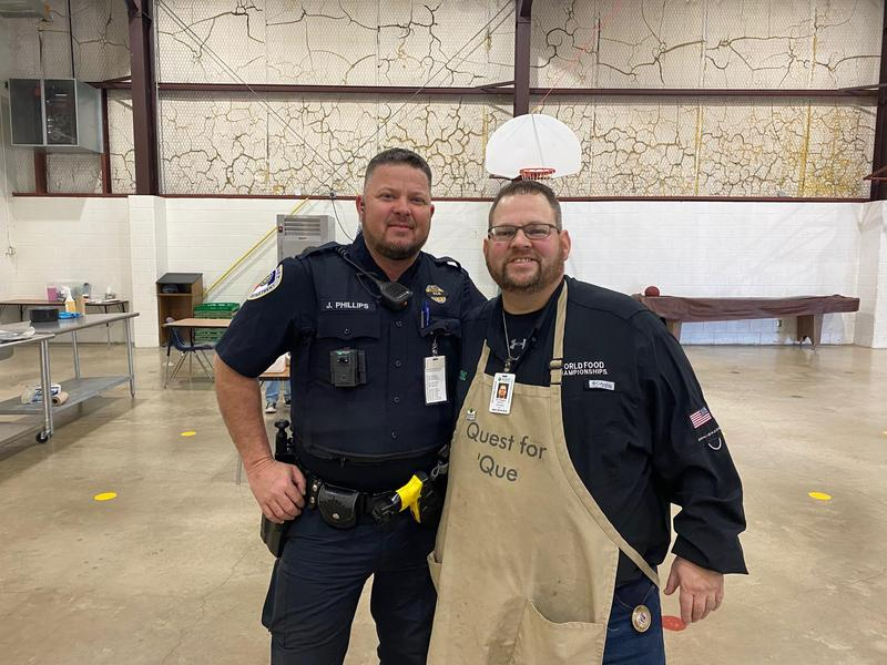 Day of Service! A special thanks to our local First Responders! Thumbnail Image