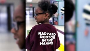 Westwind Student on Her Way to Harvard