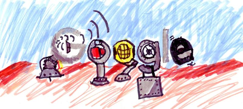 Hill Top Students Participate in Doodle4Google Contest Featured Photo
