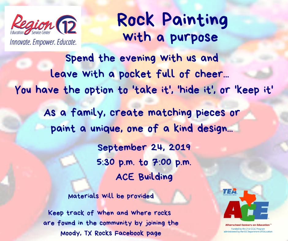 Invitation for parent event