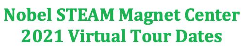 2021 Magnet School Tour Dates Featured Photo