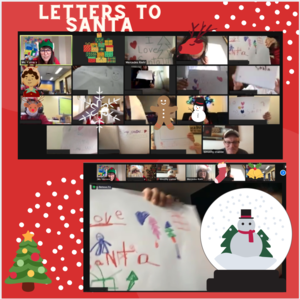 Letters to Santa zoom