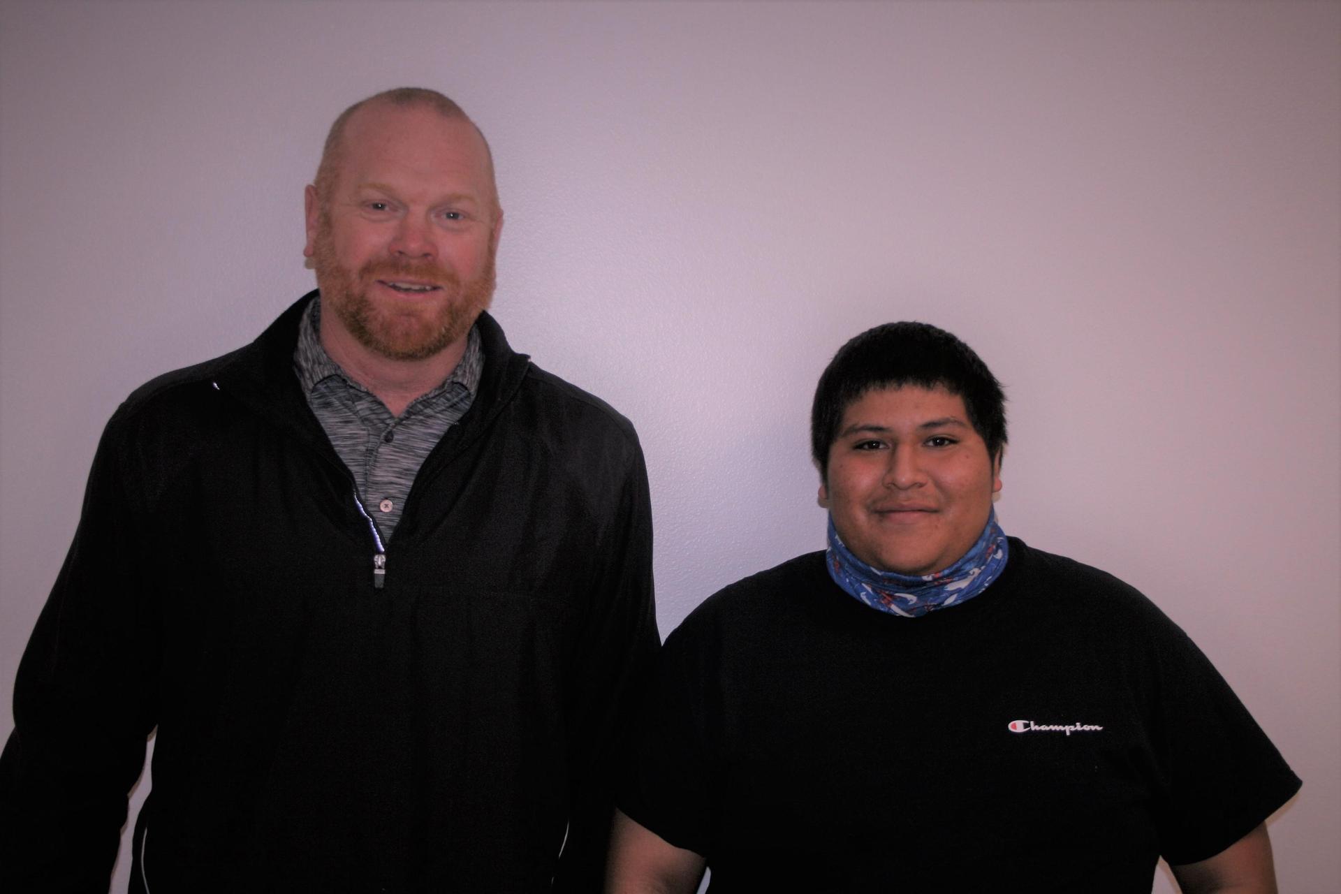 Mr. Edwards and Josue Paulino
