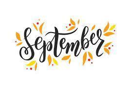September Clip Art