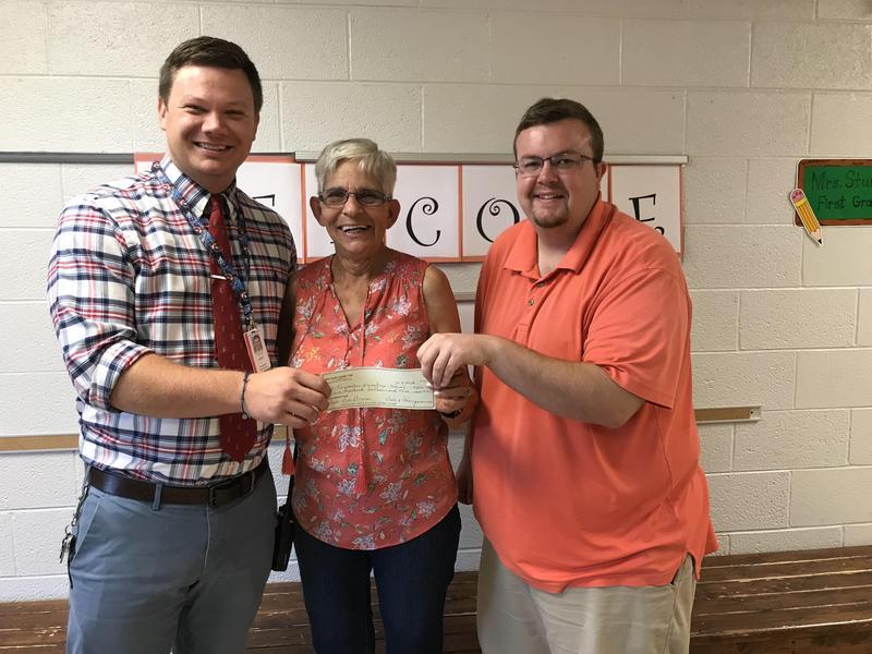 Elks Club Donation