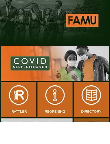 FAMU COVID-19 Self Checker
