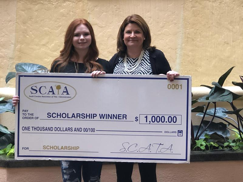 Chesterfield High senior wins Administrators' scholarship Featured Photo
