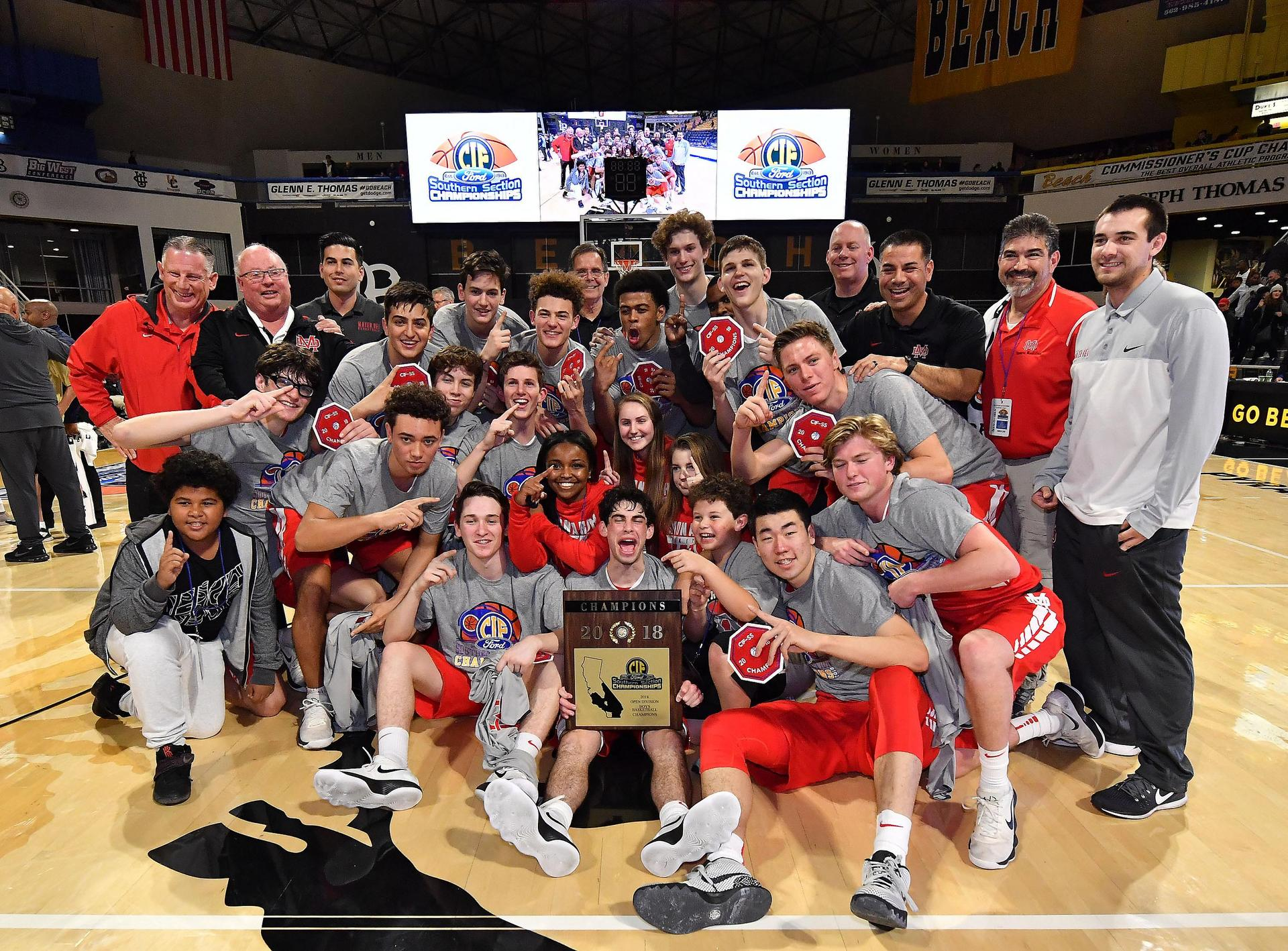 Boys Basketball – Basketball – Mater Dei High School Athletics