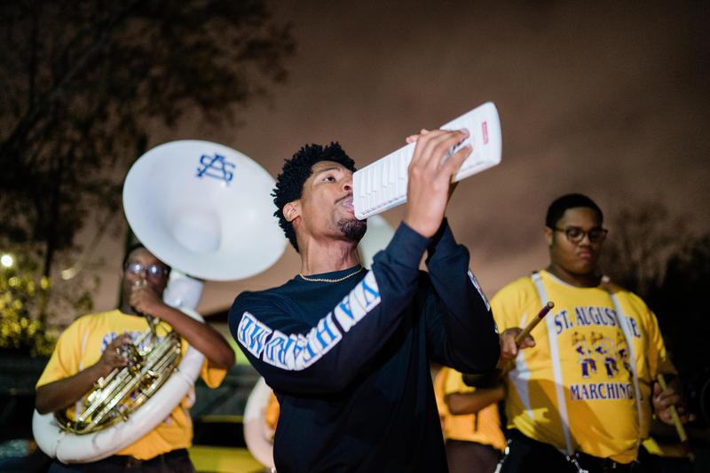 Jon Batiste '04 releases song featuring the Marching 100 Featured Photo